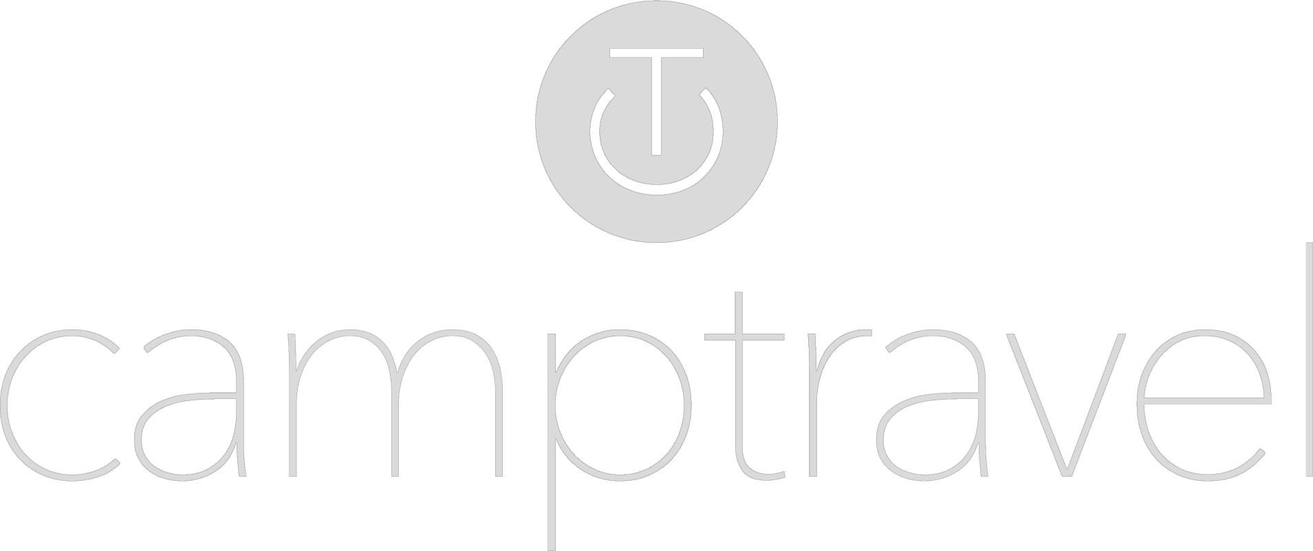 Camptravel logo 2 light hr